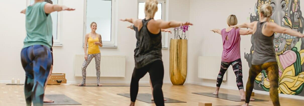 Yogaarten | Yogato | Yogastudio Neuss