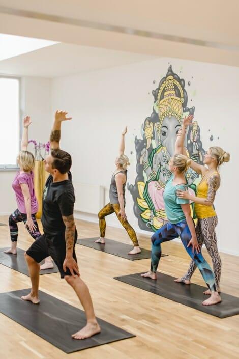 Yogalehrer | Yogato | Yogastudio Neuss