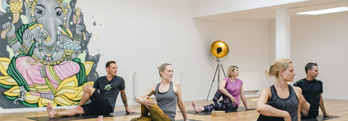 Rücken-Fit - Präventionskurs | Yogato | Yoga Neuss