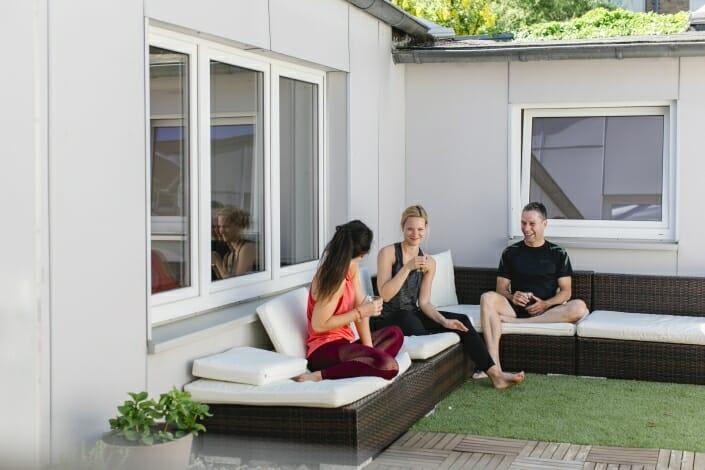 Anfahrt & Parken | Yogato | Yoga in Neuss
